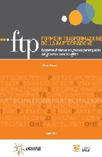 Copertita testo FTP Forme Trasformazione della Partecipazione